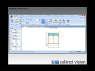 Cabinet Vision 2012 R2 Assembly Level Features